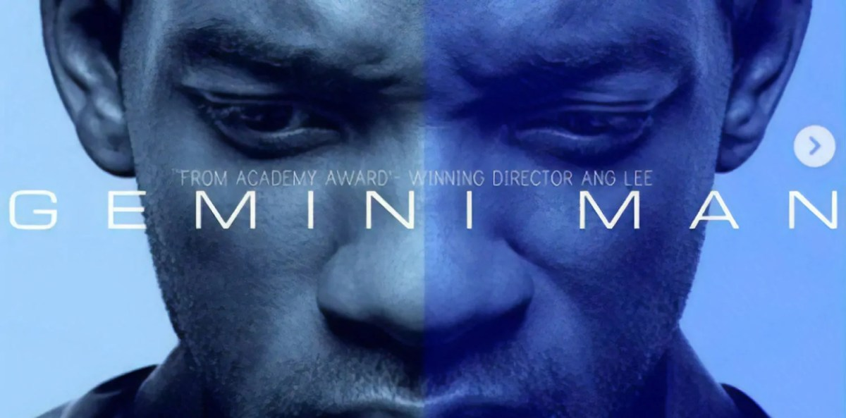 Gemini Man Film Will Smith