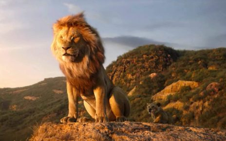 Il Re Leone Film Live-Action