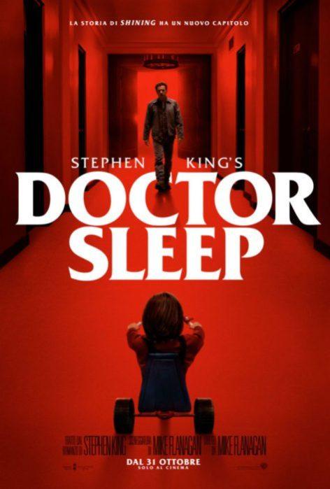 Doctor Sleep: Due poster che riportano alla mente Shining