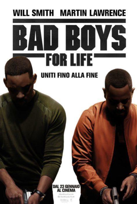 bad boys for life poster italiano