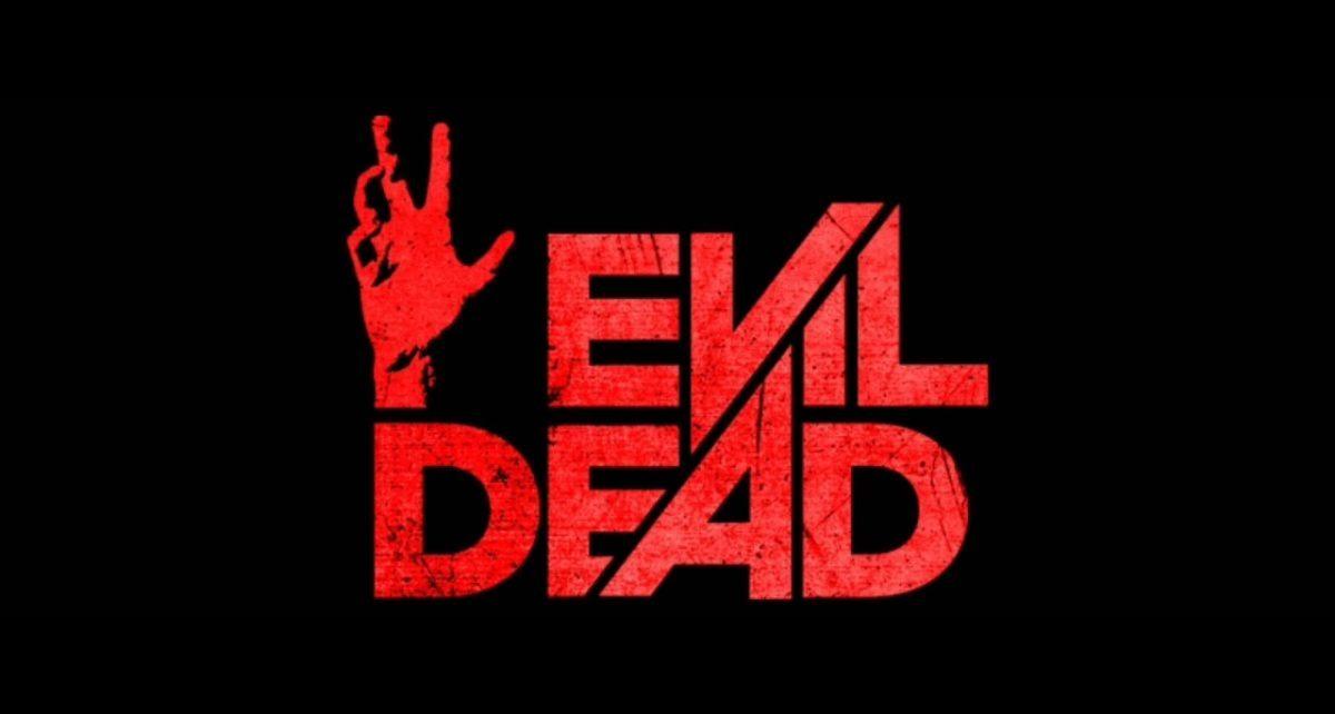 evil dead logo saga