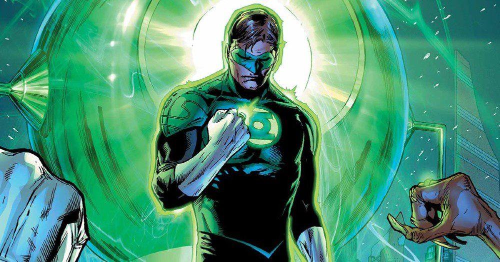 green lantern serie tv