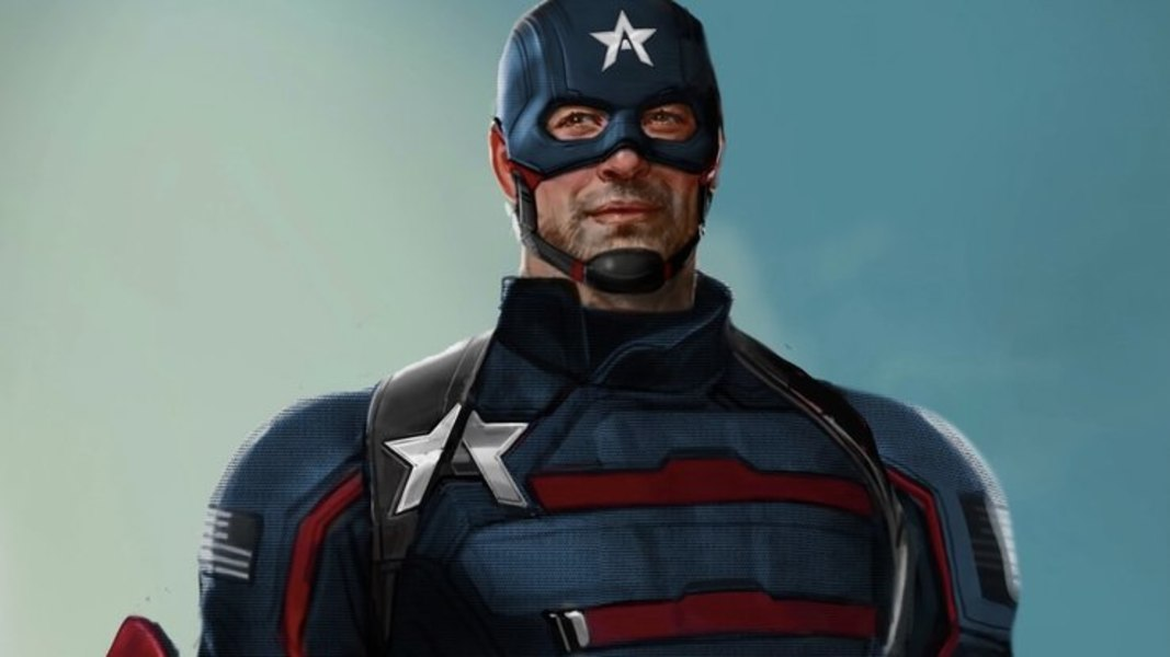 Captain America - Falcon and Winter Soldier