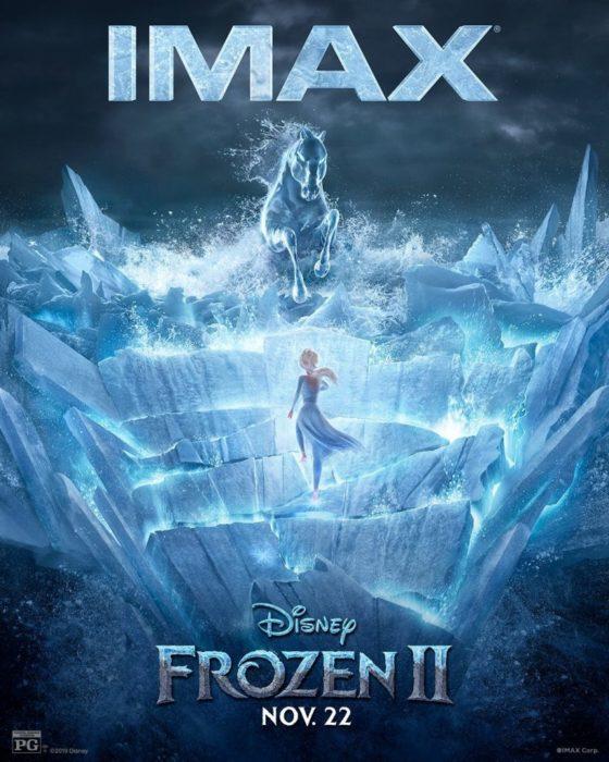 Nuovi fantastici poster da Frozen II: Il Segreto di Arendelle