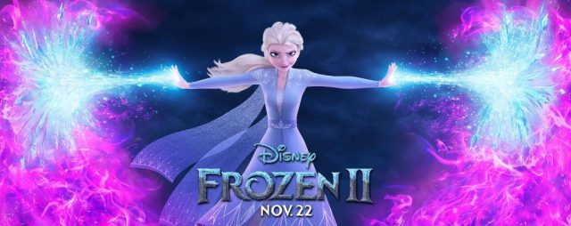 Due nuovi banner da Frozen II: Il Segreto di Arendelle