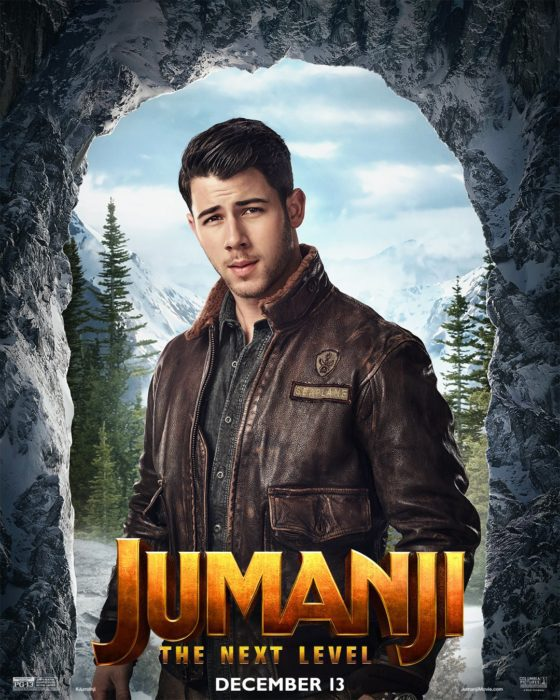 Dwayne Johnson e tutti i protagonisti nei poster di Jumanji: The Next Level