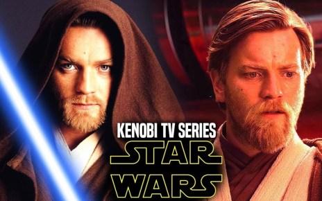 obi-wan kenobi serie tv