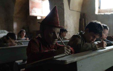 Pinocchio Film Garrone