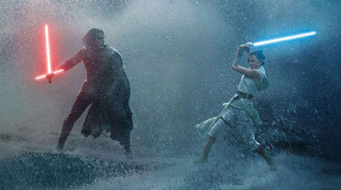 star wars l'ascesa di skywalker film