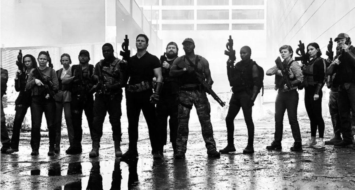 the tomorrow war film