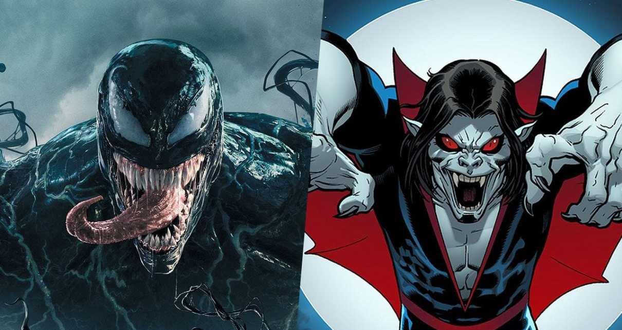 venom morbius film