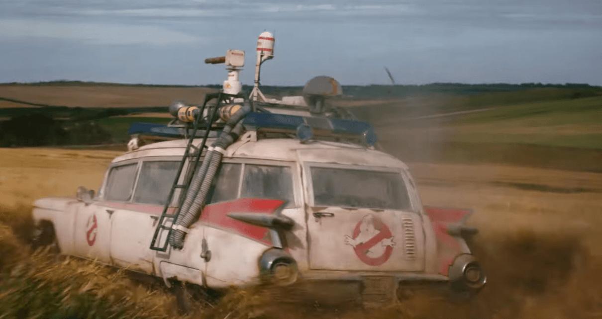 Ghostbusters Legacy film