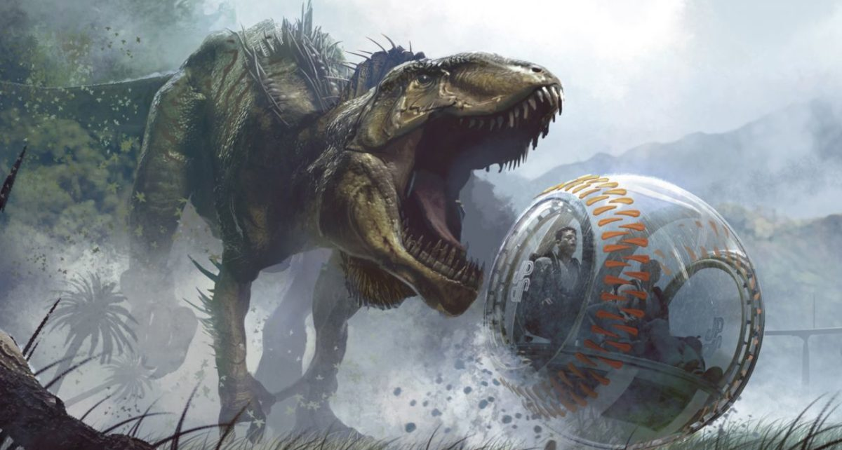 Jurassic World - Film