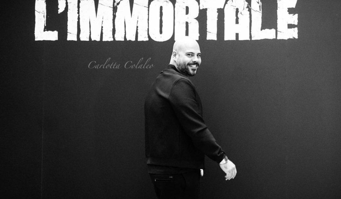 L'immortale film presentazione roma