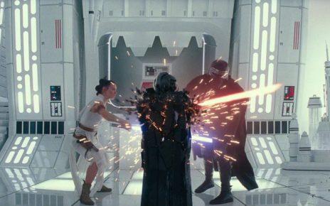 Star Wars L'ascesa di Skywalker film Foto
