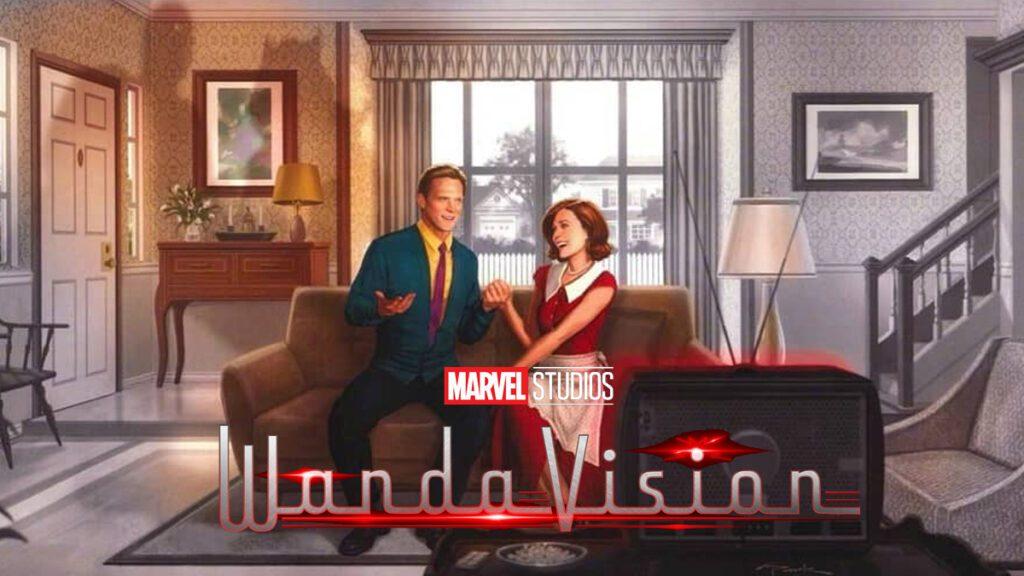 WandaVision Serie tv Marvel - Notizie