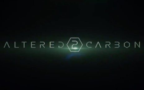 Altered Carbon - Netflix - Seconda Stagione - Logo
