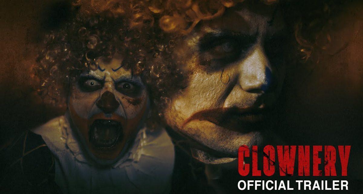 Clownery Horror Trailer