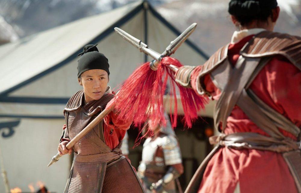 Mulan Film recensione