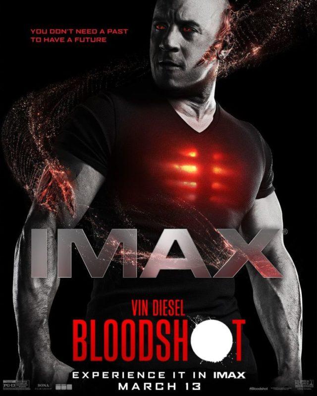 Bloodshot Poster IMAX