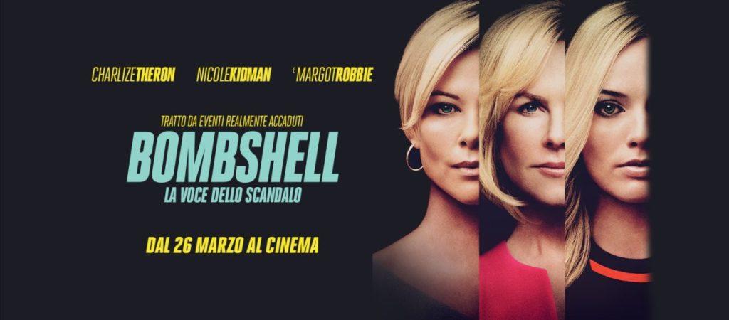 Il nuovo trailer italiano di Bombshell - La Voce dello Scandalo ...