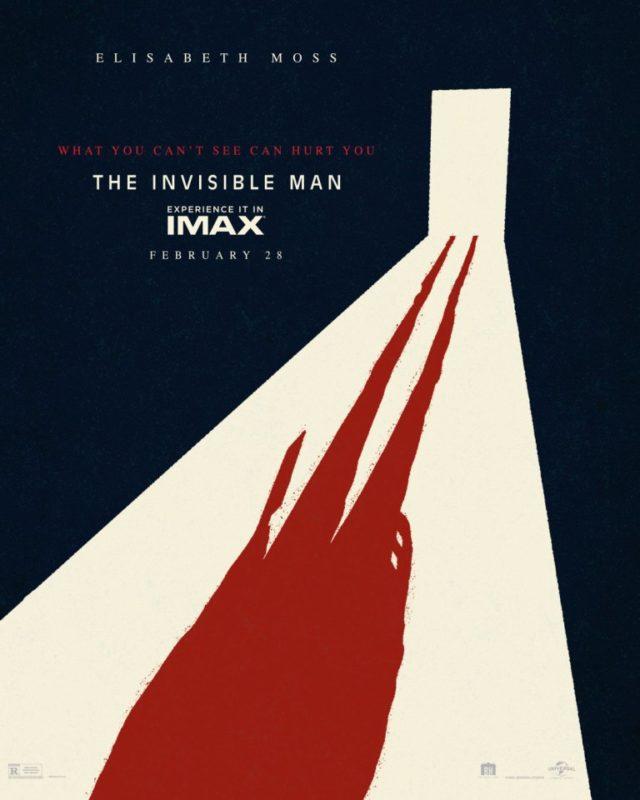 L'uomo invisibile poster IMAX