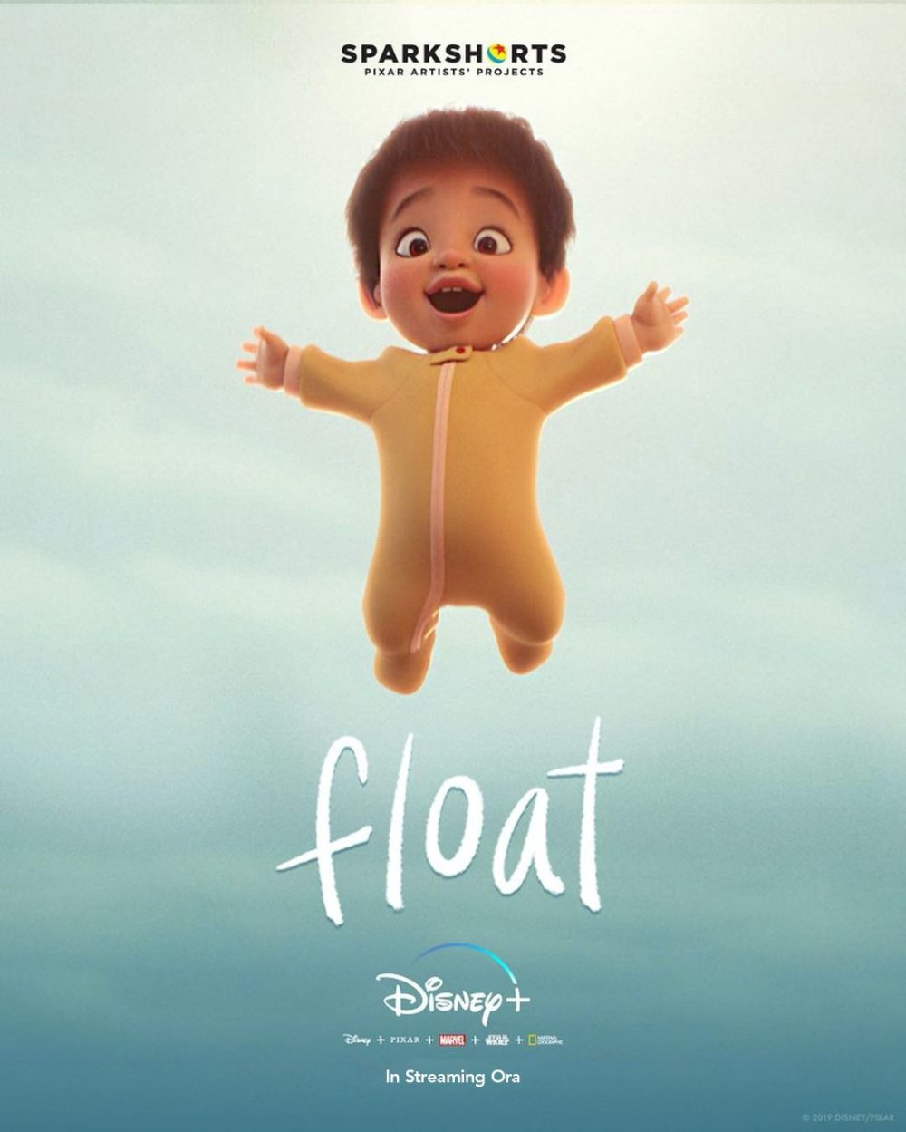 Float Pixar Disney