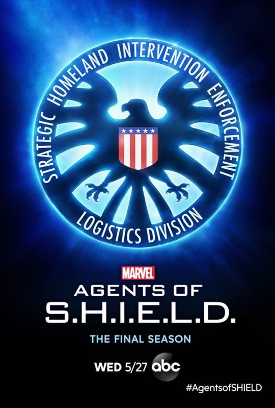 Agents of shield 7 poster