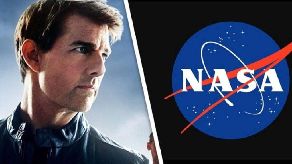 Tom Cruise Film Nasa