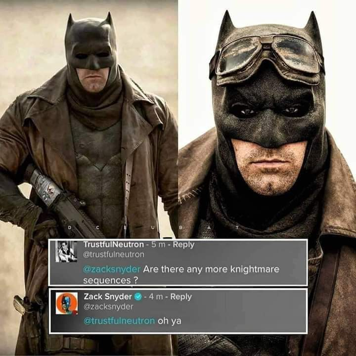 Snyder Cut - Batman