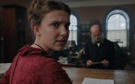 Enola Holmes: Da Netflix il trailer italiano del film