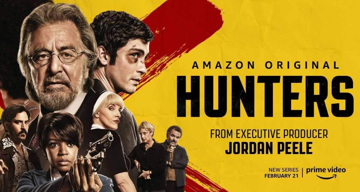 Hunters Serie Amazon