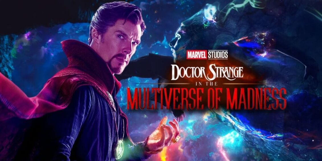Doctor Strange 2 in the multiverse of madness riprese