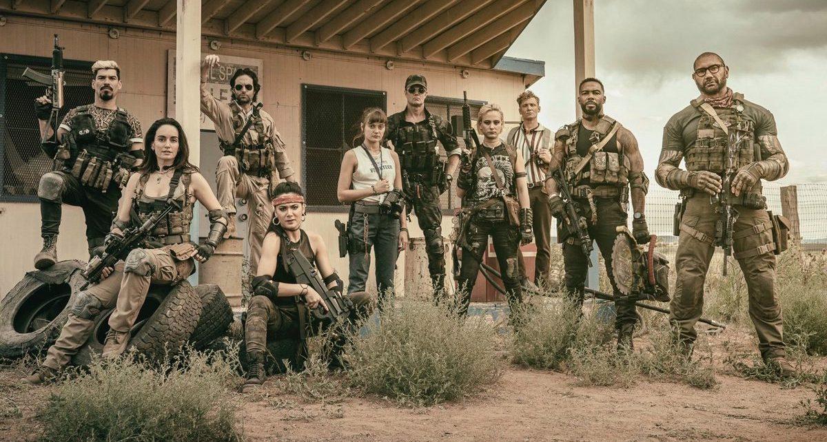 Army of the Dead - Prequel