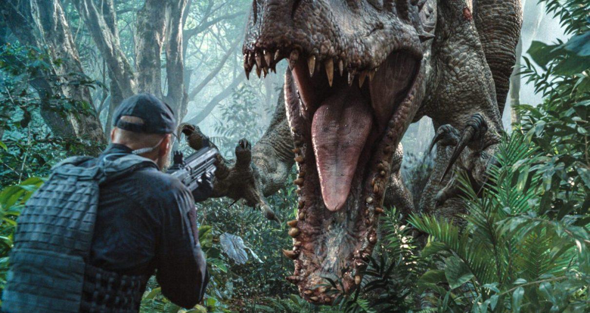 Jurassic World: Dominion Nuovo Poster Italiano