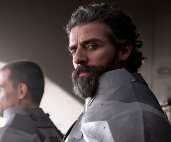 Oscar Isaac in Moon Knight