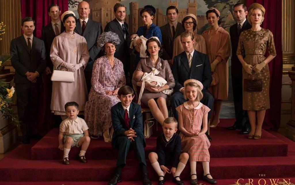 The Crown Quarta Stagione Diana