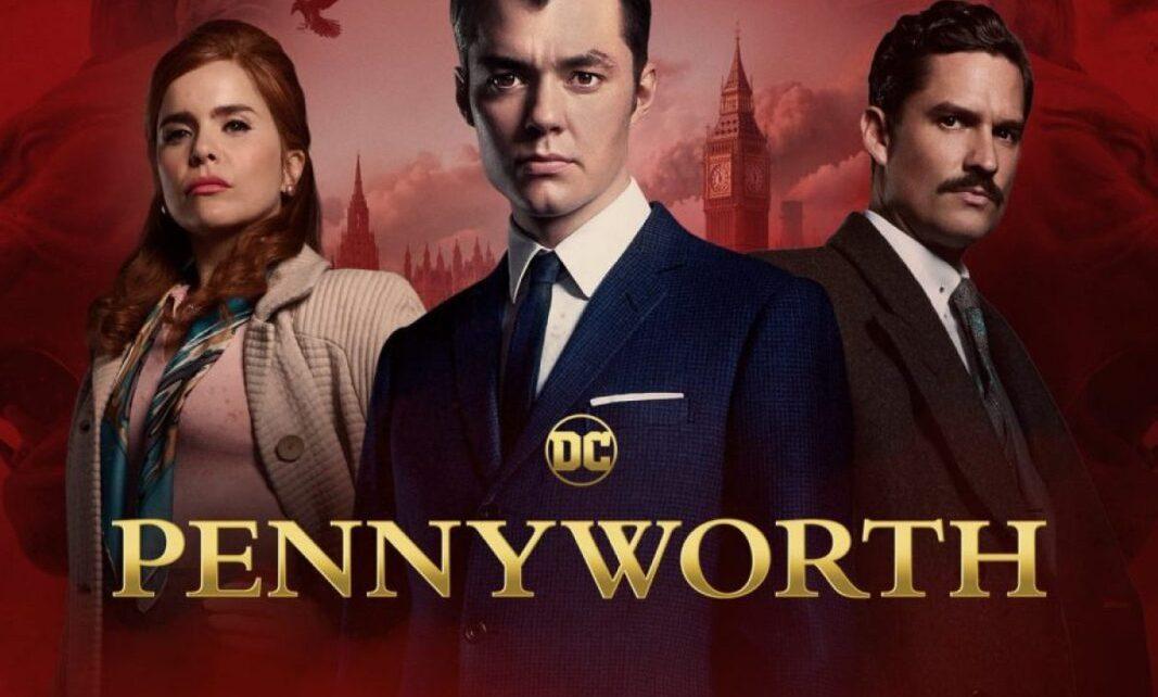 Pennyworth seconda stagione trailer