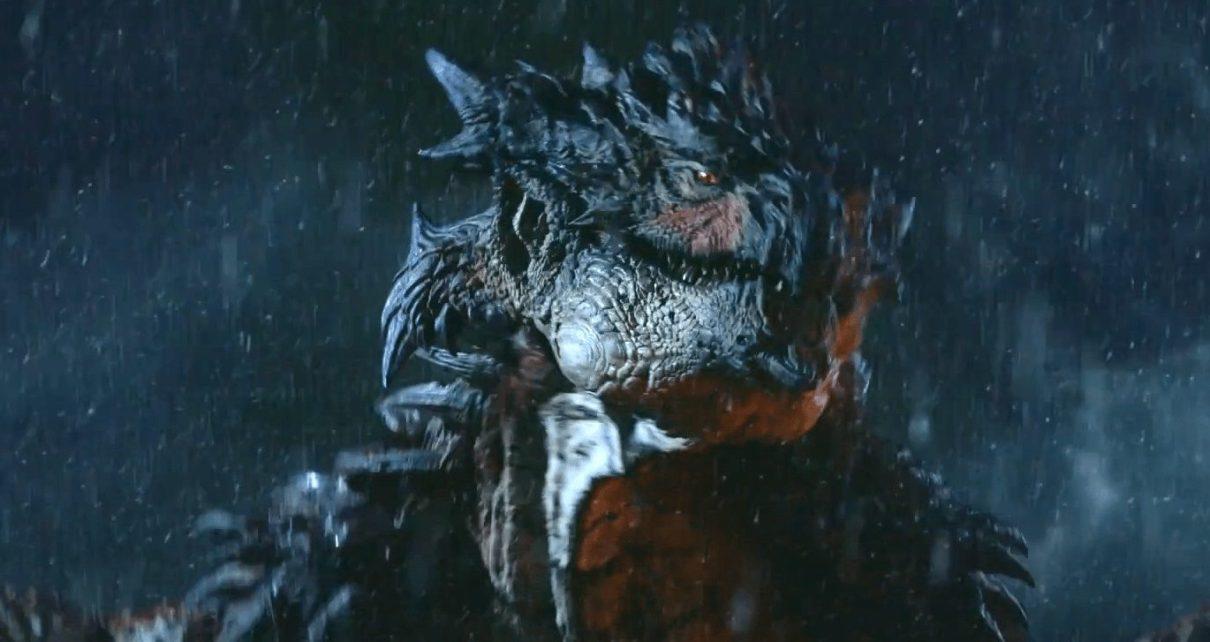 Monster Hunter Rathalos clip