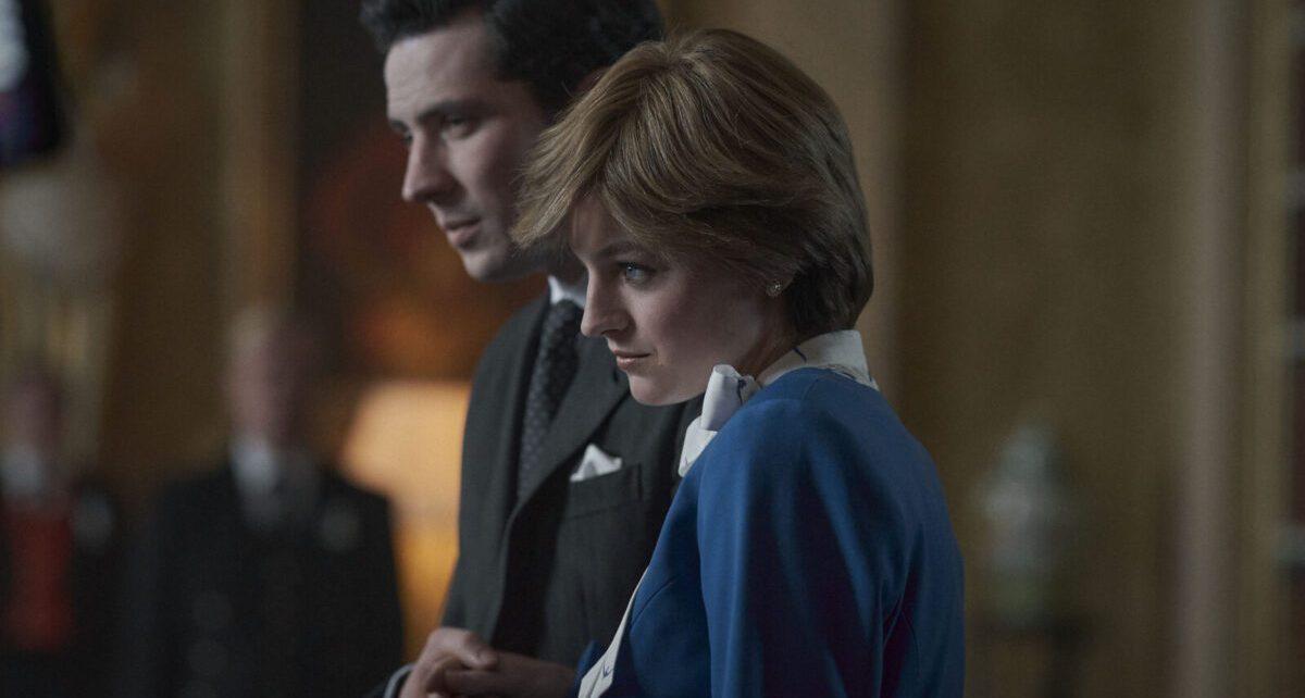 The Crown - nomination critics' choice awards