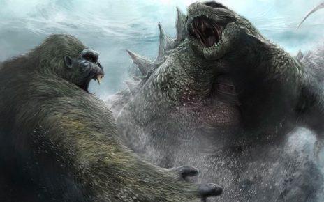 Godzilla vs Kong uscita anticipata
