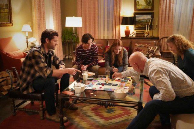 Walker: le foto dal primo episodio della serie reboot