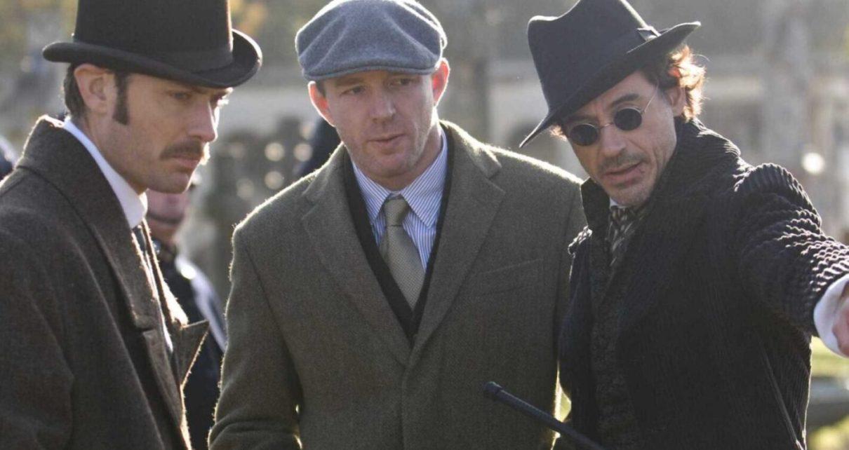 Guy Ritchie regia ministry of ungentlemanly warfare film