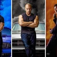 Oggi il nuovo trailer di Fast and Furious 9, i motion poster dei personaggi