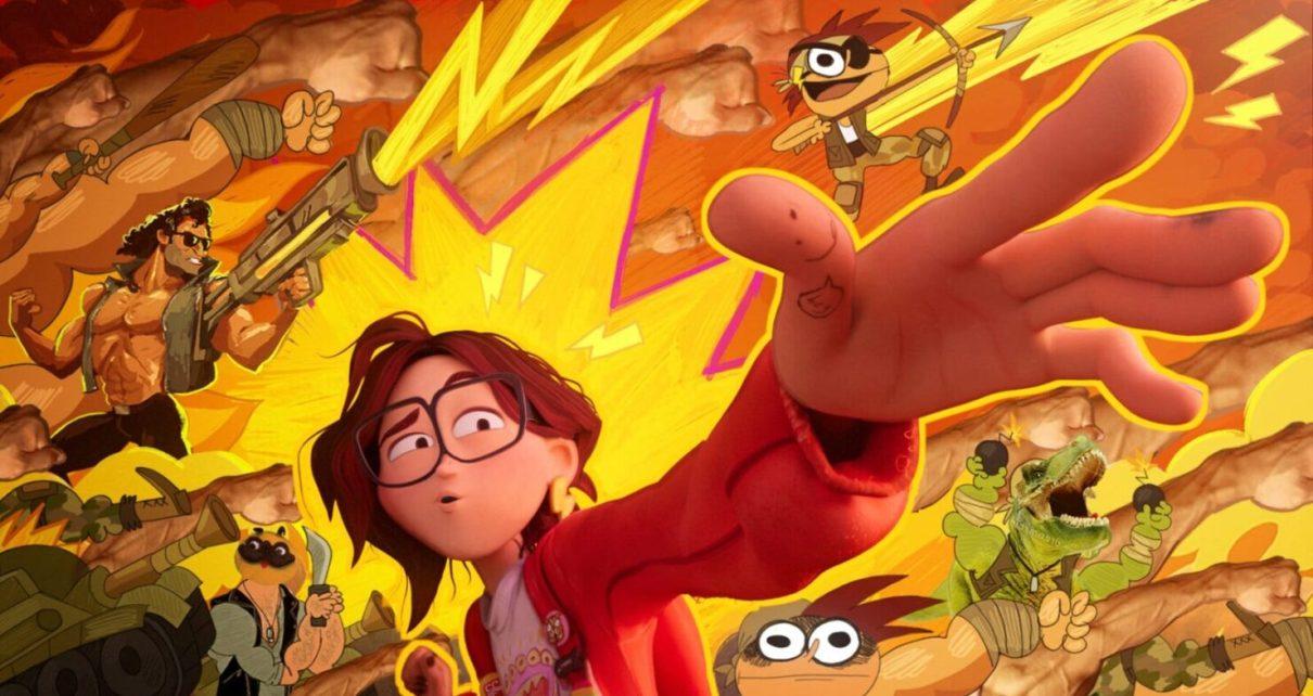I Mitchell contro le Macchine, la recensione del nuovo cartoon su Netflix •  Universal Movies