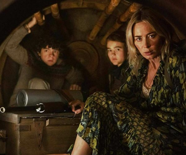 a quiet place 2 - domani trailer
