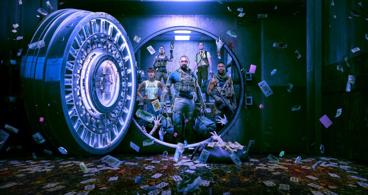 army of the dead - primi 15 minuti