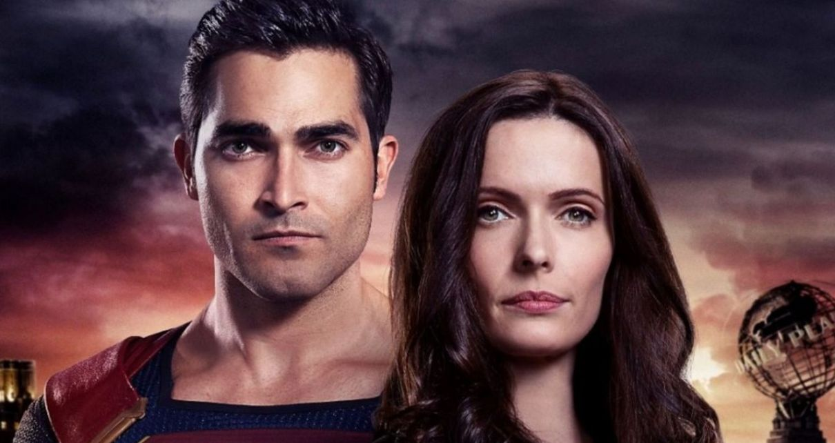 superman and lois serie tv poster