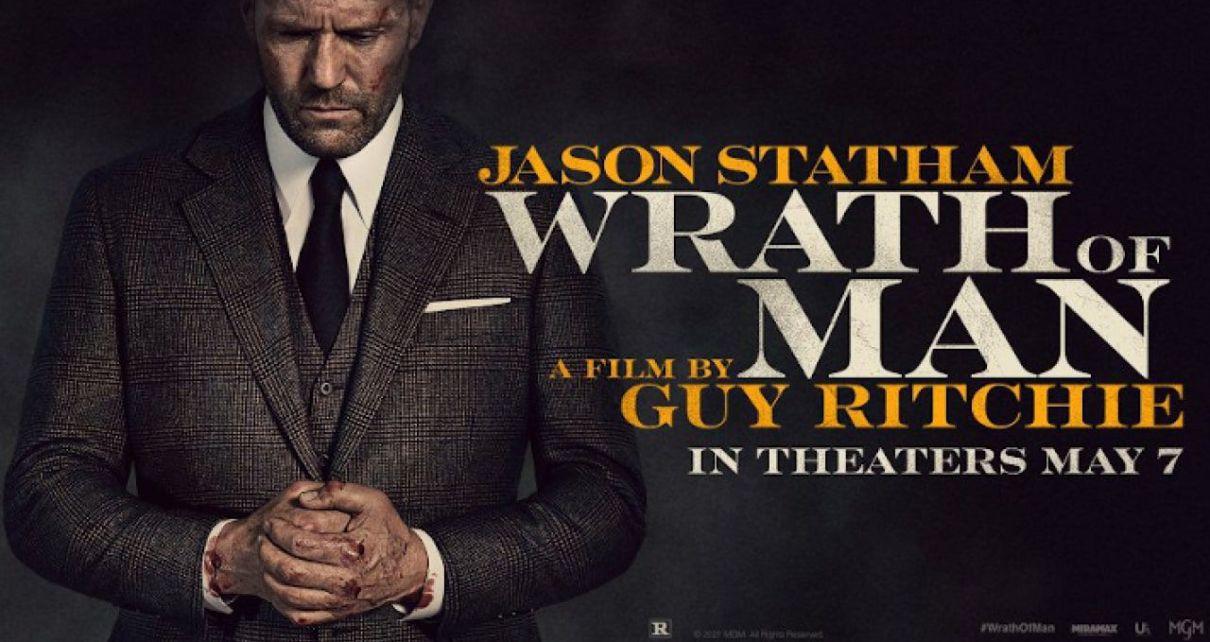 wrath of man - box office usa
