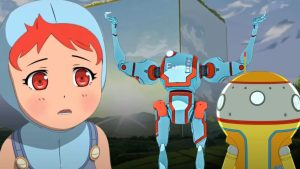 Eden, la recensione dell'anime di Yasuhiro Irie su Netflix